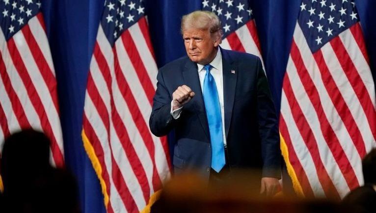 Ông Trump chính thức nhận được đề cử của đảng Cộng hòa