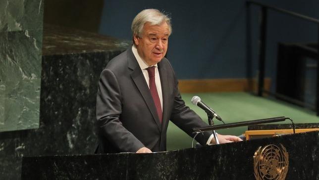 Tổng Thư ký Liên hợp quốc Antonio Guterres