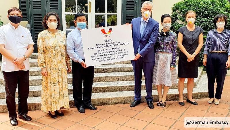 Tổng thống Đức chúc mừng Quốc khánh Việt Nam