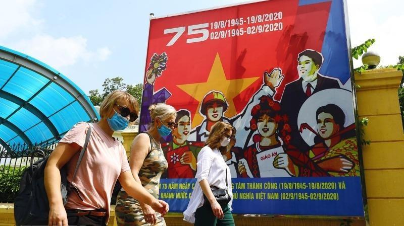 Tổng thống Mỹ gửi điện mừng 75 năm Quốc khánh Việt Nam