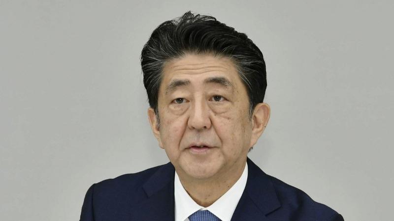 Thủ tướng sắp mãn nhiệm của Nhật Bản Shinzo Abe.