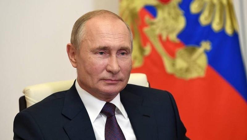 Hoạt động quan trọng của Tổng thống Nga Putin