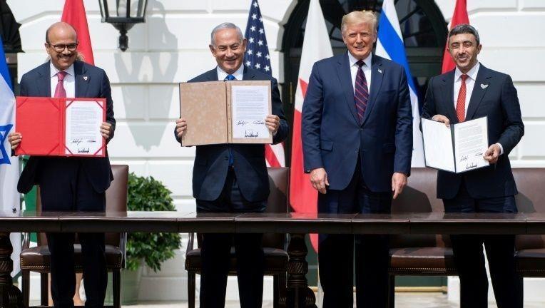 UAE, Bahrain ký thỏa thuận bình thường hoá quan hệ với Israel