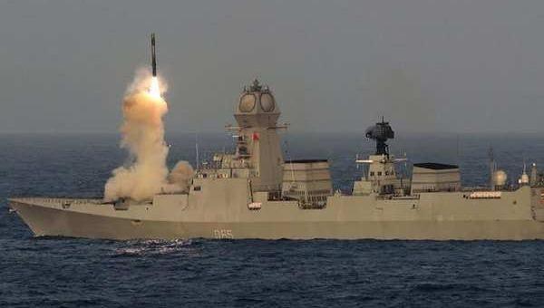 Ấn Độ đã thử thành công tên lửa siêu thanh tối tân sản xuất cùng Nga.