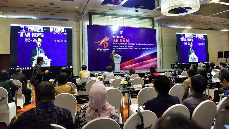 Làm sâu sắc hơn quan hệ Đối tác chiến lược Việt Nam – Indonesia