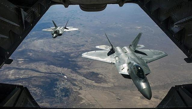 Máy bay của Mỹ.