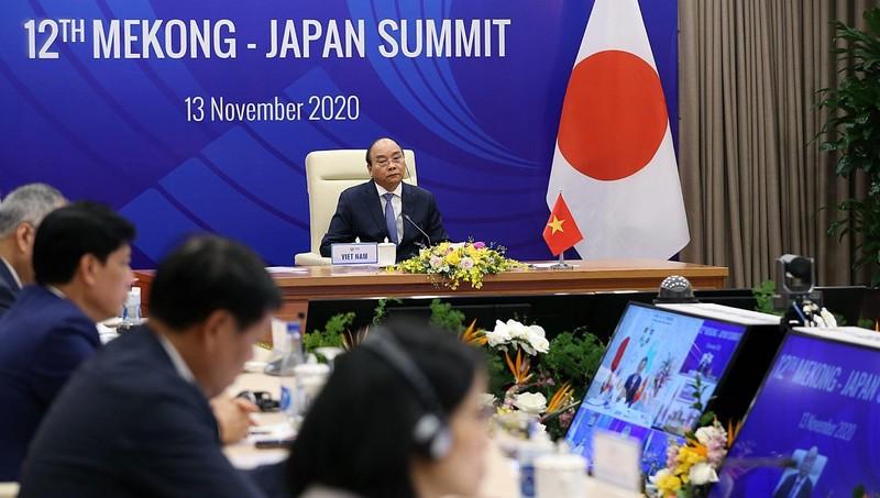 Thủ tướng Nguyễn Xuân Phúc đồng chủ trì hội nghị.