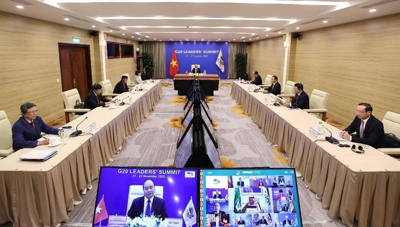 Ảnh: Phóng viên chuyên trách Thủ tướng của Thông tấn xã Việt Nam cung cấp