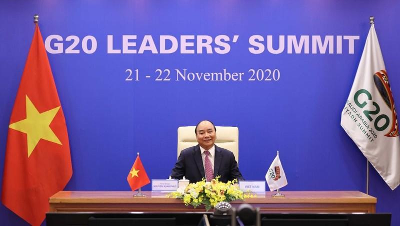 Thủ tướng dự Hội nghị.