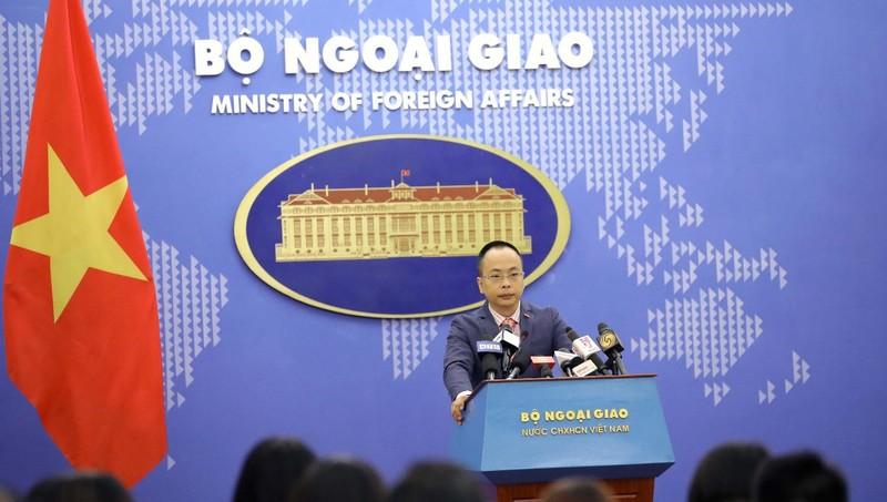 Kiên quyết bác bỏ quyết định đơn phương cấm đánh bắt cá của Trung Quốc