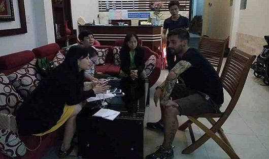Đà Nẵng làm rõ chuyện khách nước ngoài tố bị hành hung tại khách sạn
