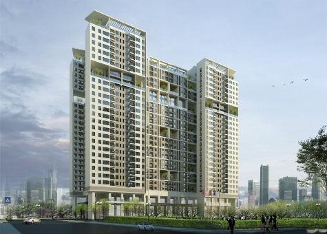 Gần 100 căn hộ Golden West được bổ sung cho thị trường dịp cuối năm
