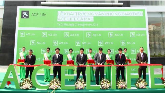 ACE Life khai trương phòng giao dịch tại Cà Mau