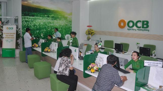 OCB khai trương trụ sở mới Sở giao dịch