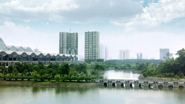 Dự án Thang Long Number One tháng 6/2014