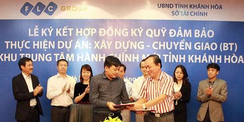 FLC khởi động dự án 7.000 tỷ tại Khánh Hòa