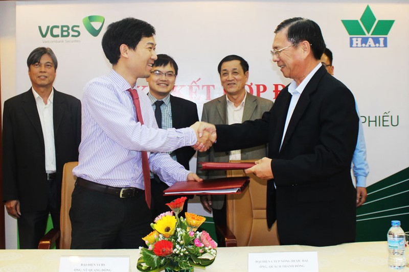 VCBS bảo lãnh phát hành tăng vốn cổ phần cho HAI
