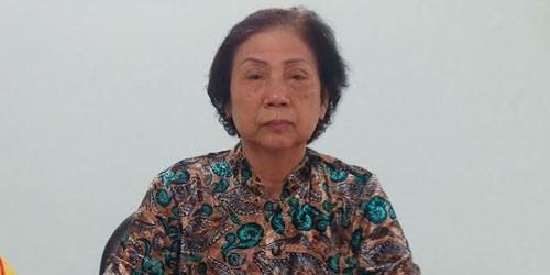 Bà Đoàn Thị Hồng Lơ bức xúc vì cơ quan CSĐT không khởi tố vụ án hình sự.