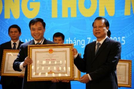 FrielslandCampina Việt Nam được trao tặng bằng khen của Thủ tướng