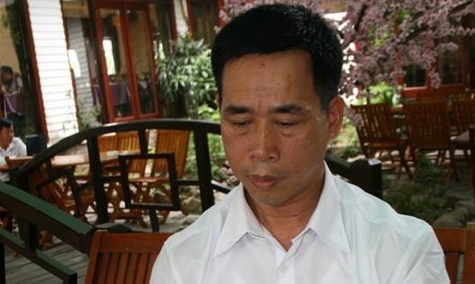 Tâm trạng bất an của ông Nguyễn Văn Tươm khi kể về việc gia đình bị đe dọa