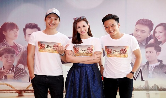Vân Hugo, Lã Thanh Huyền sẽ góp mặt tại triển lãm Quốc tế Phim và Công nghệ Truyền hình- Telefilm 2016