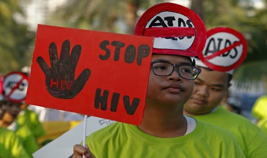 """Một thế hệ mới """"không HIV"""" ở Thái Lan"""