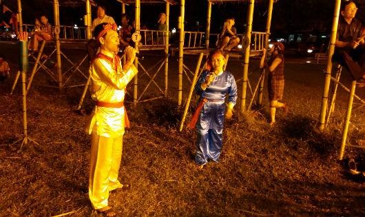 Ngọn lửa đam mê bất tận của nghệ nhân hô bài chòi nức tiếng Bình Định