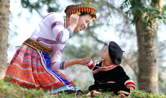 Thú vị sự khác biệt của gia đình Việt các vùng miền