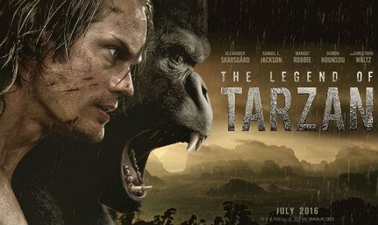 Huyền thoại mới về Tarzan
