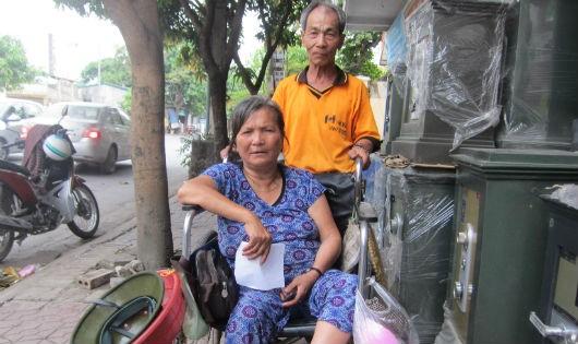 Vợ chồng người ăn xin 30 năm vẫn tình yêu sắt son