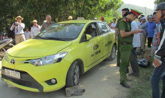 Hai vụ dùng hung khí cướp taxi làm rúng động Đà Nẵng