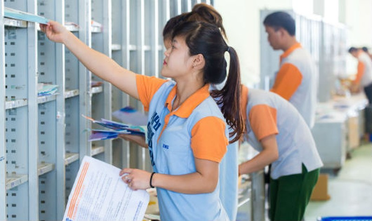 Bưu điện giúp thí sinh chuyển phát hồ sơ và lệ phí xét tuyển Đại học, Cao đẳng 2016