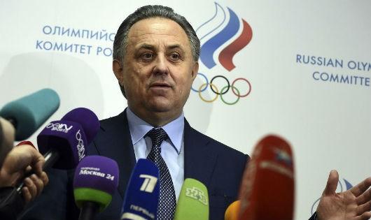 """Thể thao Nga """"hụt chân"""" trước Olympic 2016"""