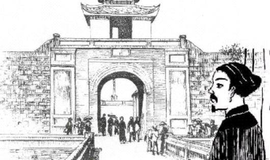Vì sao Mạc Thái Tổ ban hiệu cho một người theo tên một cửa thành Thăng Long?
