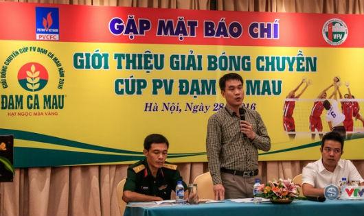 Cúp bóng chuyền PV Đạm Cà Mau tổ chức tại NTĐ Quân đoàn 4 (Bình Dương) bắt đầu từ ngày 9.8.