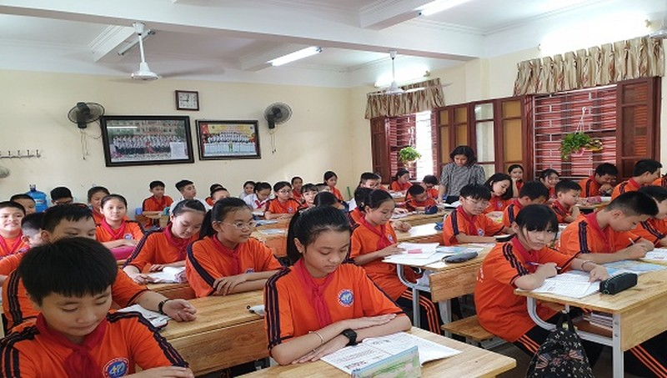 Học sinh Hải Phòng tiếp tục nghỉ học để phòng dịch