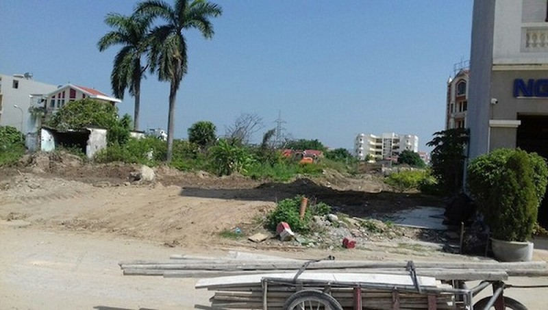 Diện tích đất được UBND TP Hải Phòng giao cho Công ty Kim Long