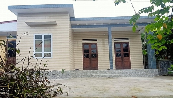 """Hải Phòng: Hơn 13 tỷ đồng """"đến tay"""" gia đình có công tại huyện Vĩnh Bảo để xây, sửa nhà"""