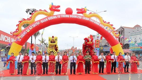 Hải Phòng thông xe kỹ thuật tuyến đường tỉnh 359 hơn 1.300 tỷ ngay cửa ngõ thành phố