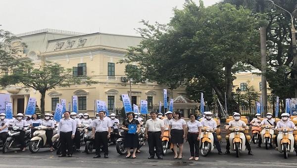 Hải Phòng ra quân hưởng ứng Tháng vận động triển khai BHXH toàn dân