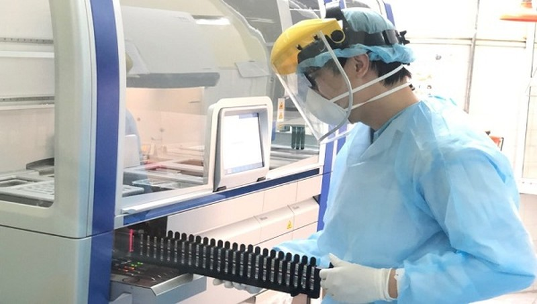 Hải Phòng tập trung xây dựng Bệnh viện an toàn phòng chống dịch Covid- 19