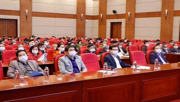 Hải Phòng tập huấn chuyên sâu về Bộ luật Dân sự cho cán bộ tư pháp