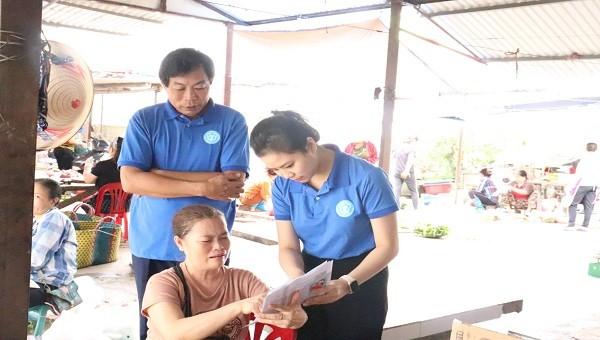 Bảo hiểm xã hội huyện An Dương dẫn đầu số thu tại Hải Phòng