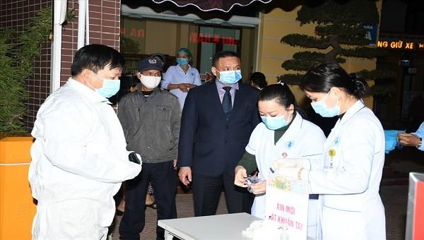 Thêm 636 mẫu xét nghiệm tại Bệnh viện Trẻ em âm tính với Covid - 19
