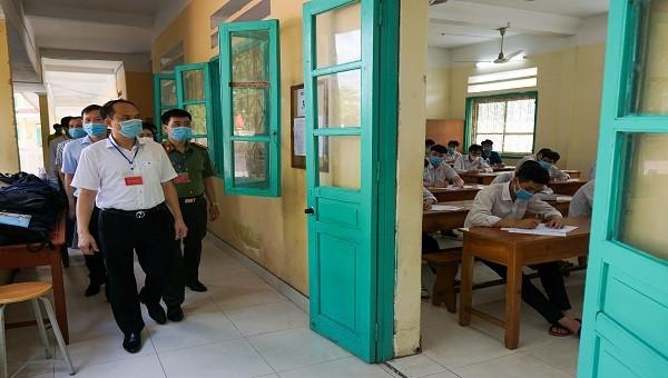 Ngành Giáo dục Hải Phòng sẵn sàng tham gia Tổ kiểm soát phòng chống dịch Covid-19