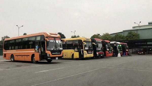 Đình chỉ hoạt động vận tải để đảm bảo công tác phòng dịch