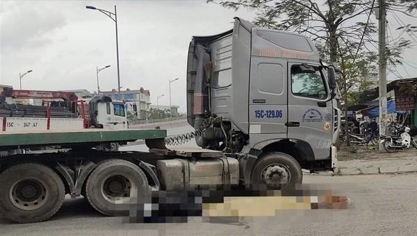 Gần 50% số vụ tai nạn giao thông liên quan đến xe container