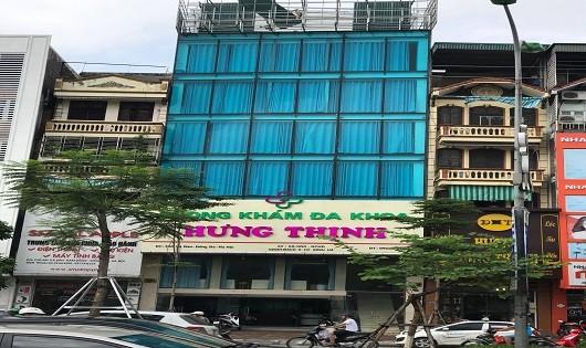 Tự phong là hiện đại nhất Hà Nội, dịch vụ Phòng khám Hưng Thịnh có thực sự là tốt?