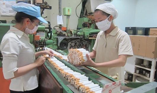 Sẽ phải có giấy phép khi sản xuất hay kinh doanh thuốc lá.