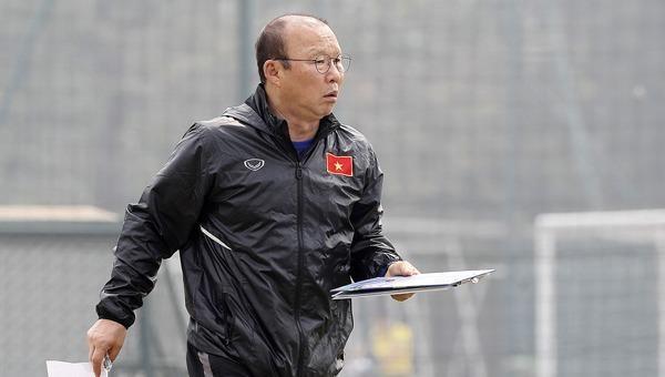 HLV Pak Hang-seo đưa 5 cầu thủ ra khỏi danh sách U23 Việt Nam